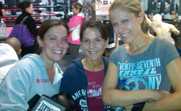 My experience with my sisters at Peter Welch's Gym in Boston, MA. Fighter Conditioning here we come!