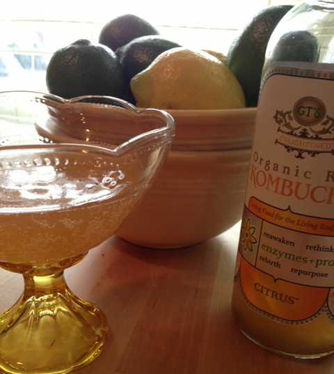 Who needs wine when you have Kombucha! #10dayvitality