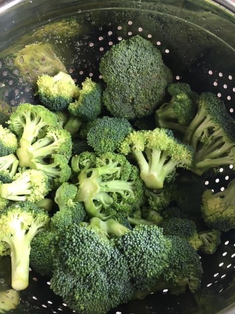 Broccoli, you're lookin so sexy!