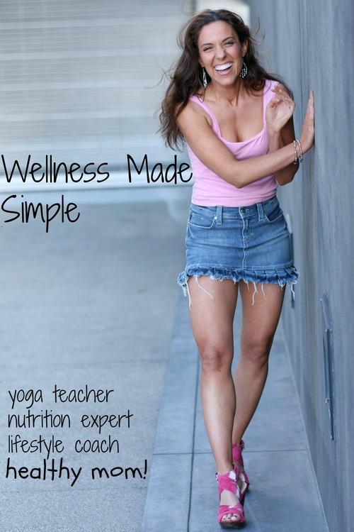 Yoga instructor, nutritionist, lifestyle coach, mom