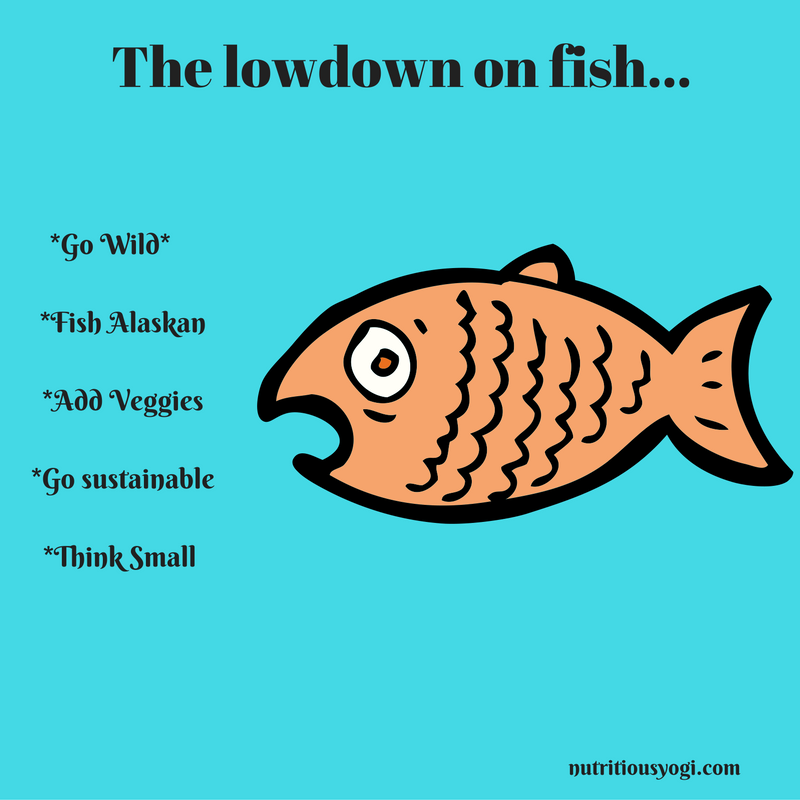 Calling all fish in the sea! Are there any that are still healthy for us?