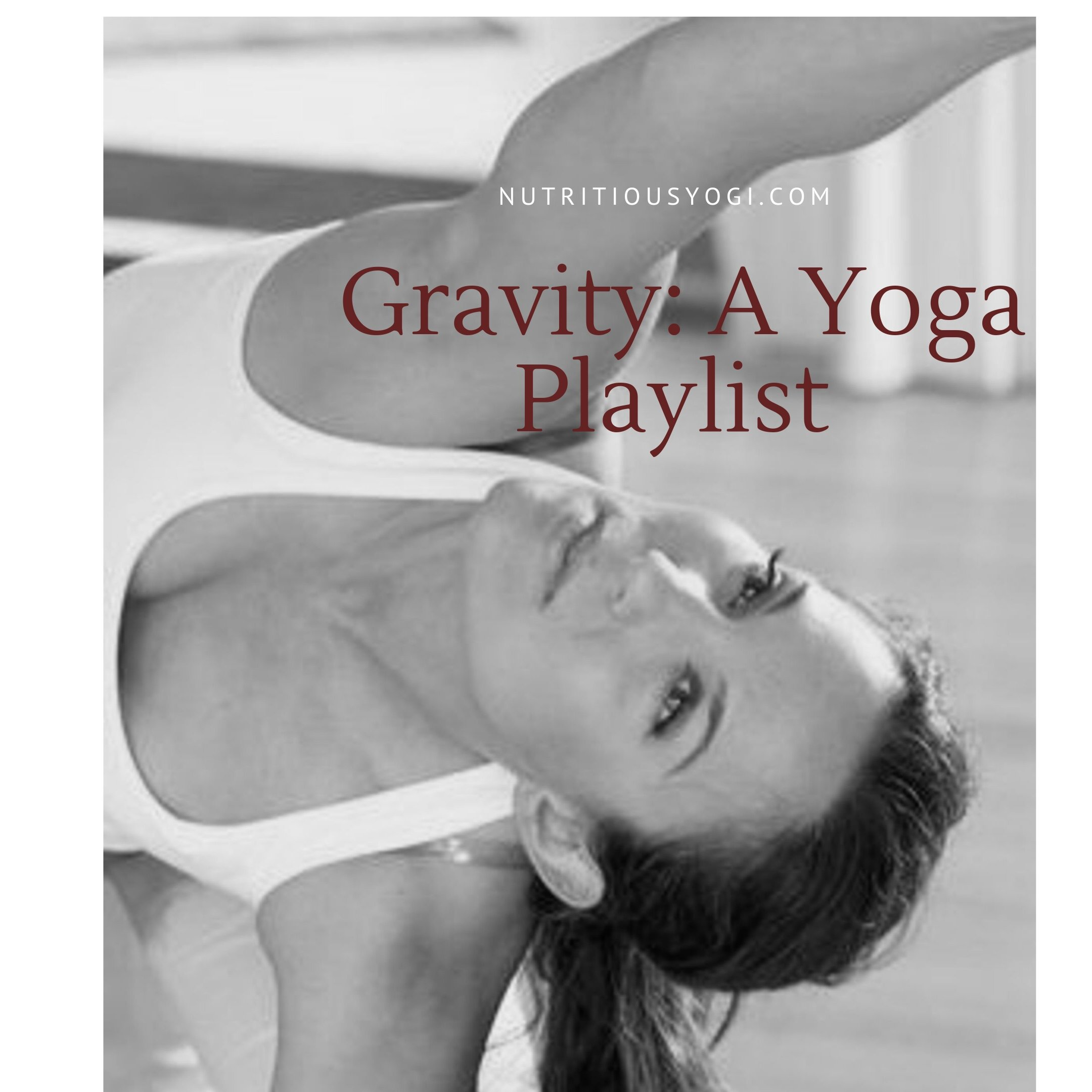 Coffee-house inspired yoga playlist