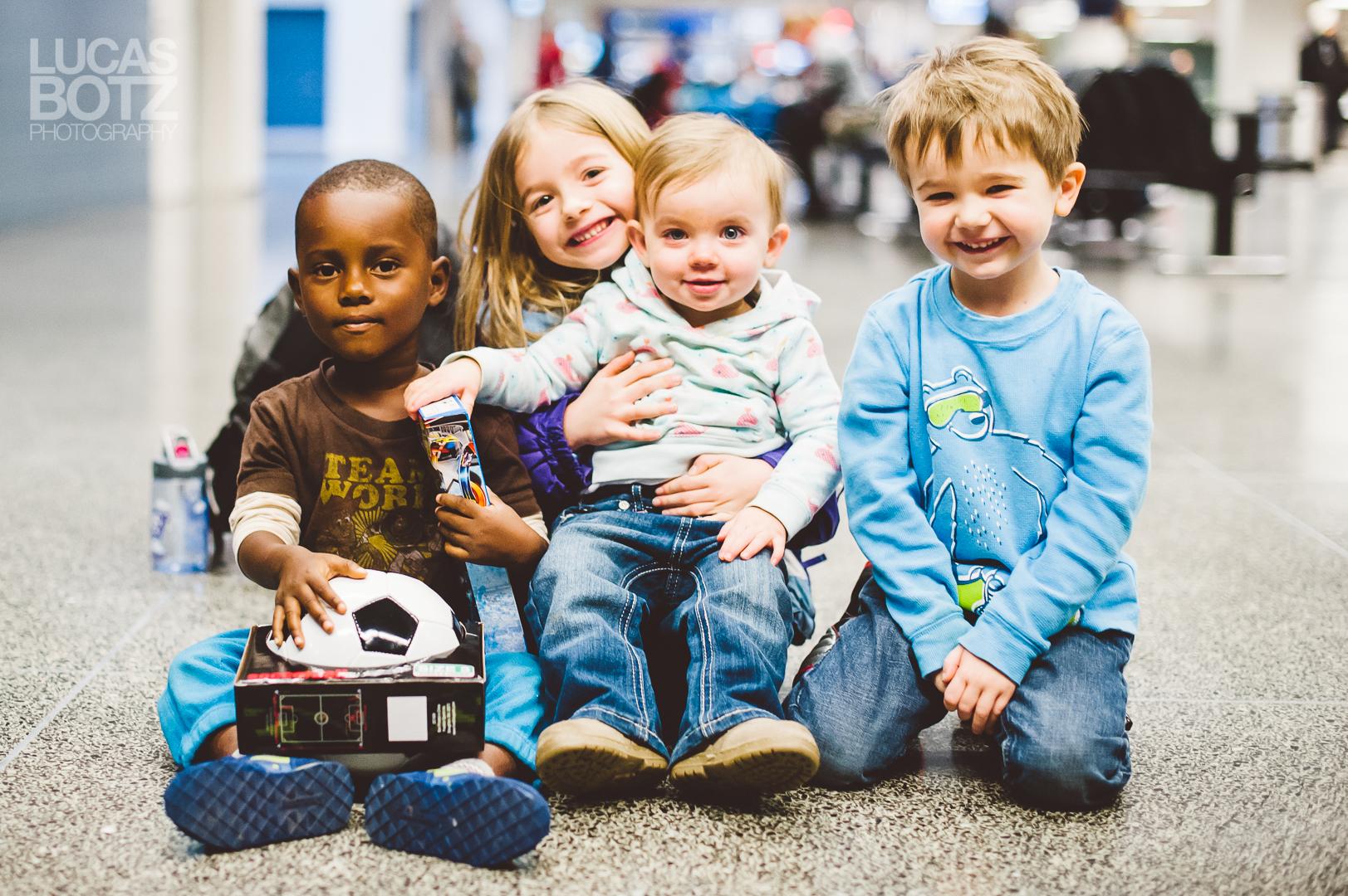 4 Botz kids