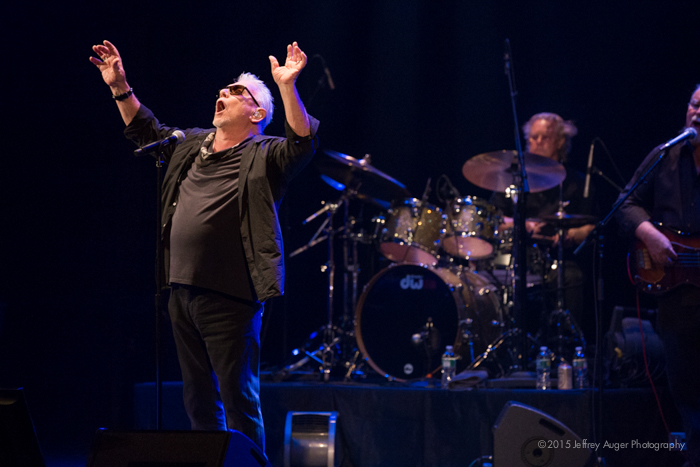 Eric Burdon performing  Water  at the State Theatre, New Brunswick NJ