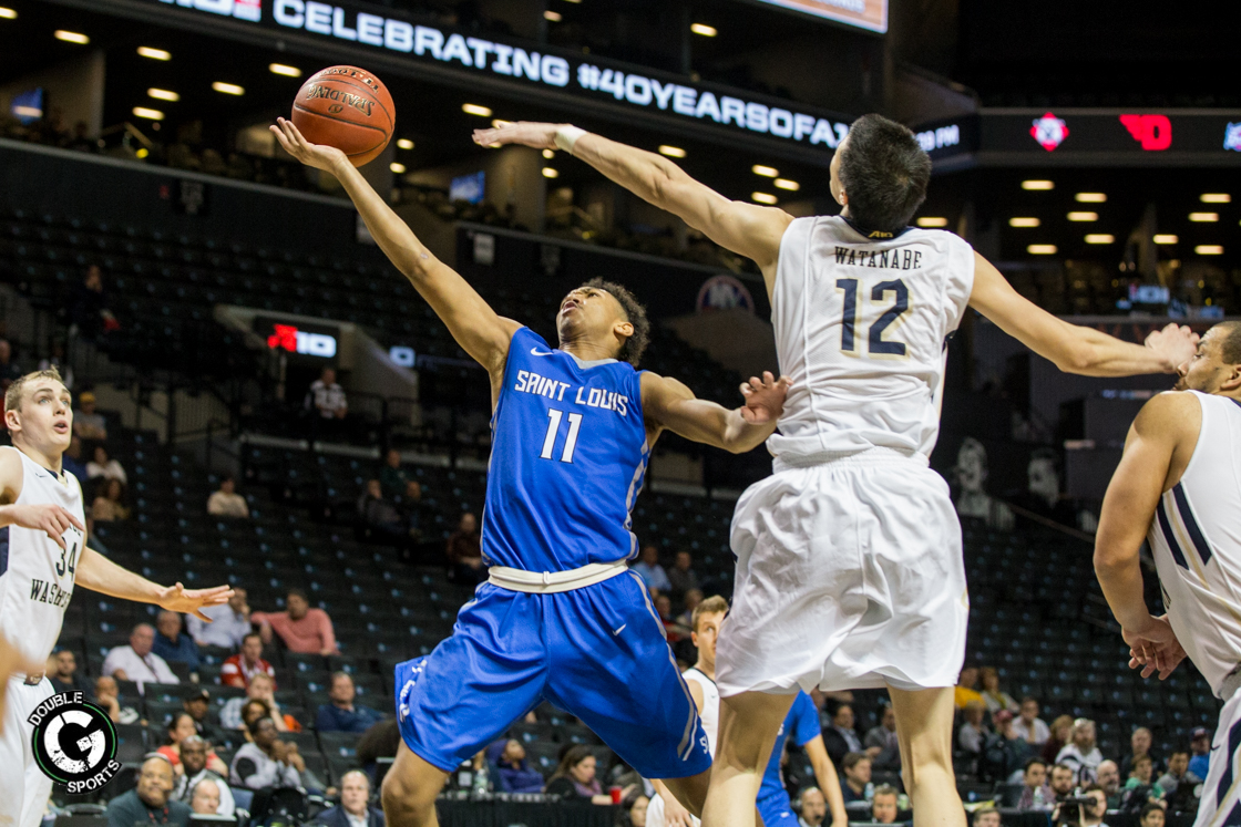 A10 Men's Basketball Tournament @ Barclay's Center, Brooklyn NY