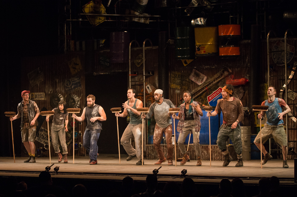 Stomp at the State Theatre NJ