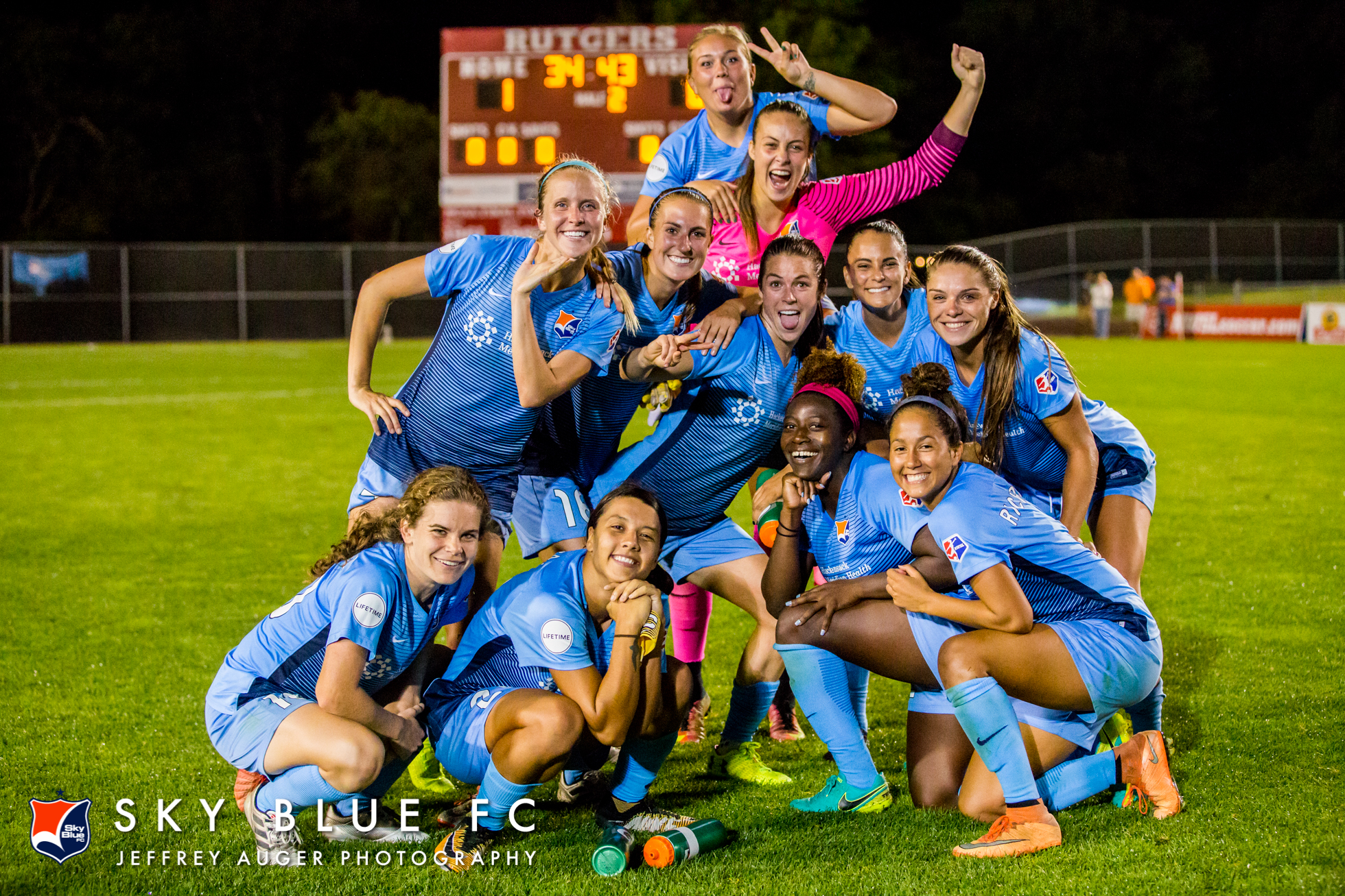 Highlights from Sky Blue FC 2017