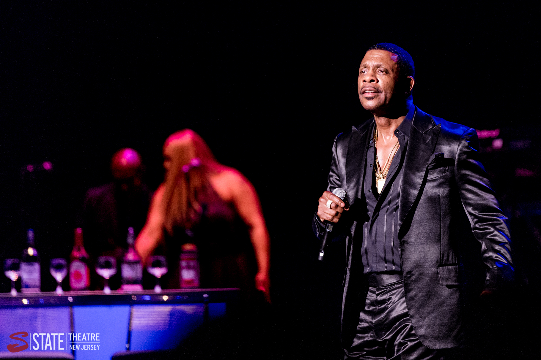 Keith Sweat at the State Theatre NJ
