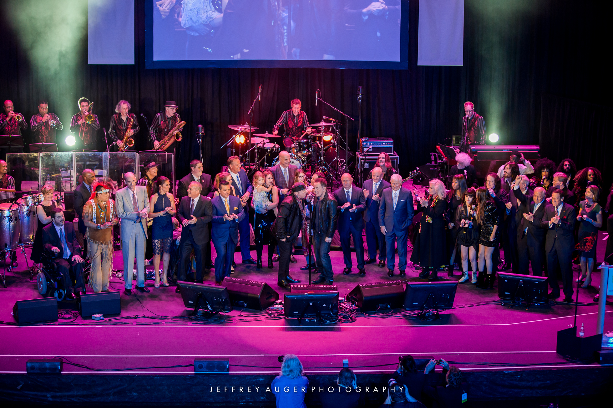 NJ Hall of Fame Induction 2018