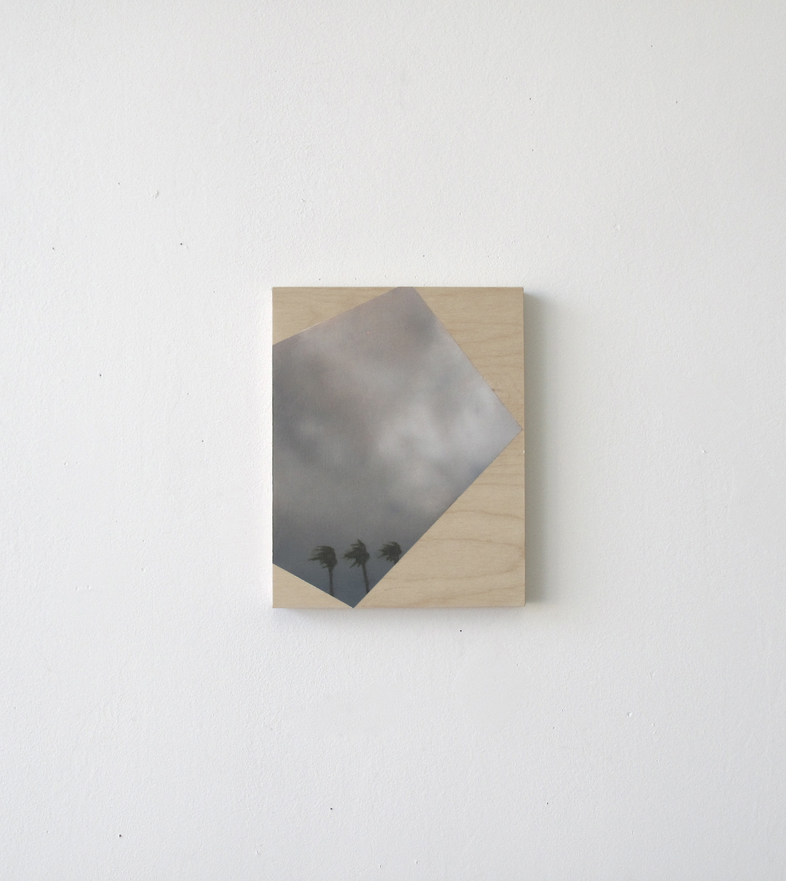 Untitled , 2012. oil on board