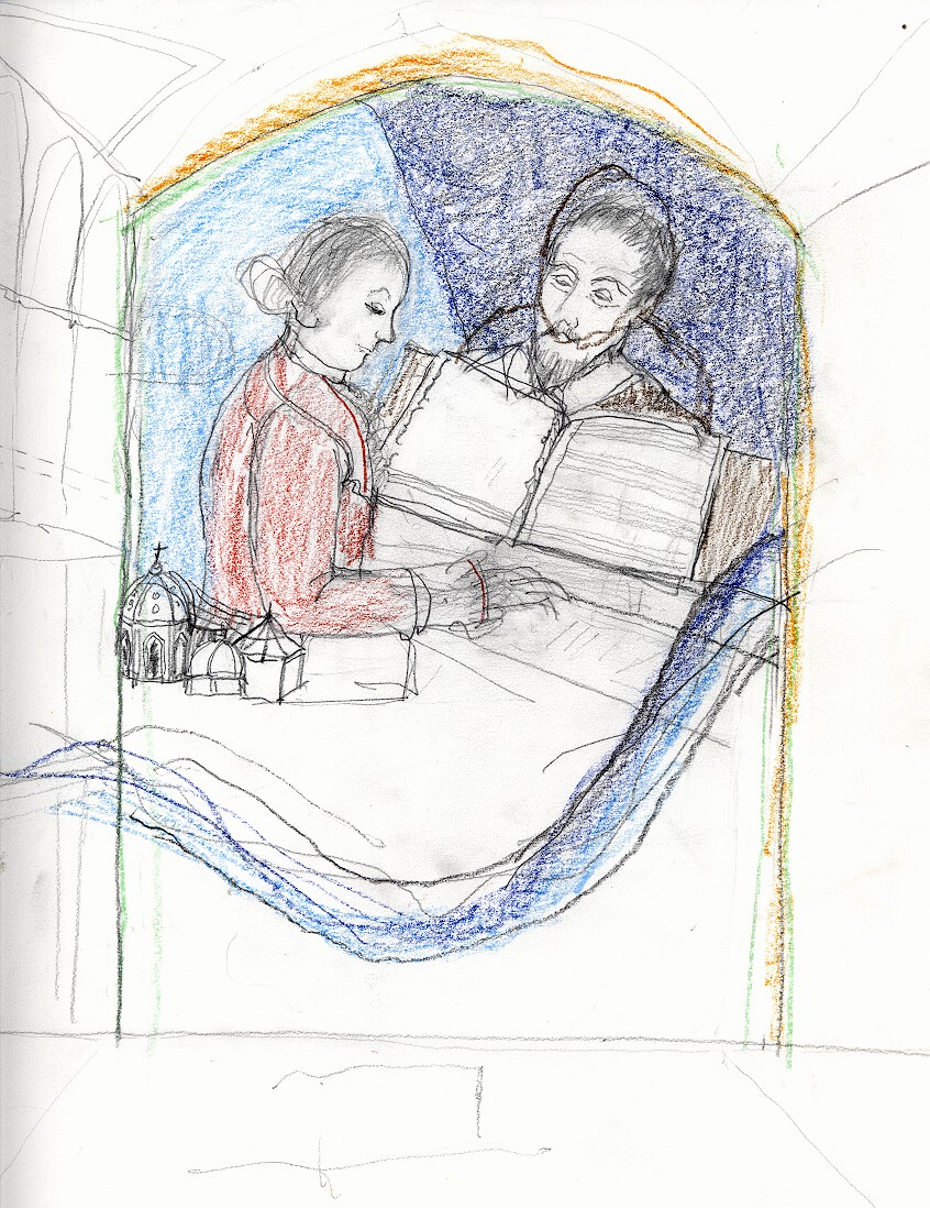 Sketch Mozart and Allegri 4 facing inwards.jpg