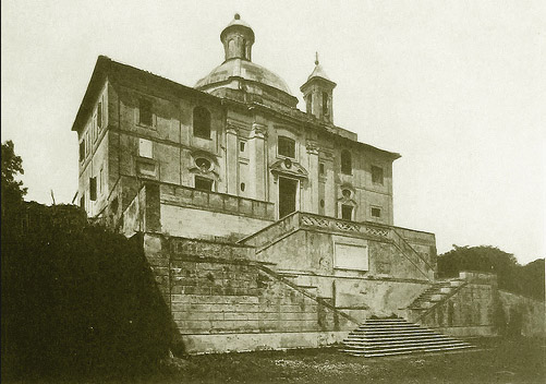 Church and convent Rosario Monte Mario old.jpg