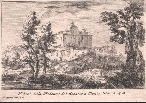 Madonna del Rosario old drawing.jpg