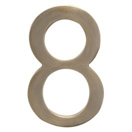House numbers from Target