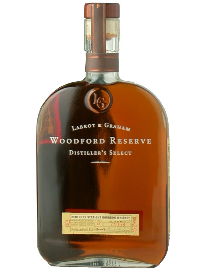 I got him a bottle of Woodford Reserve, admittedly a bit of a stretch.