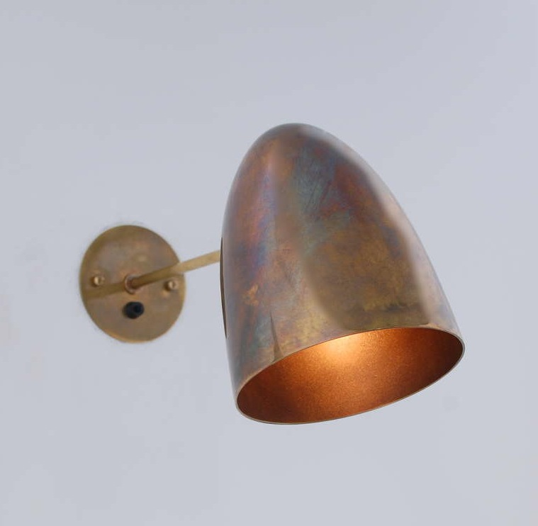 Pivot Brass Sconces