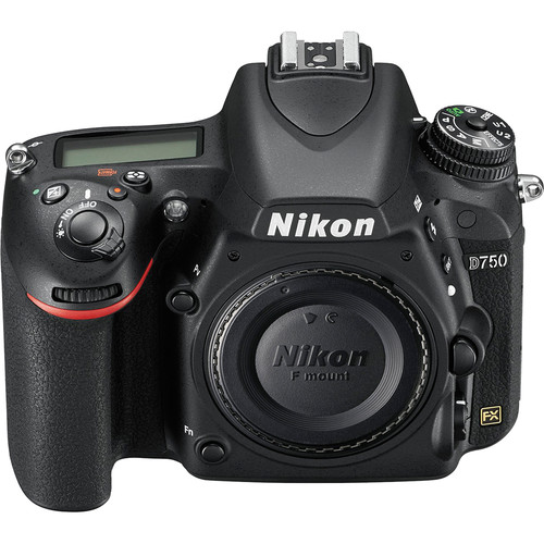 Smaller, lighter, and more features. I love technology! The new Nikon D750 shines.