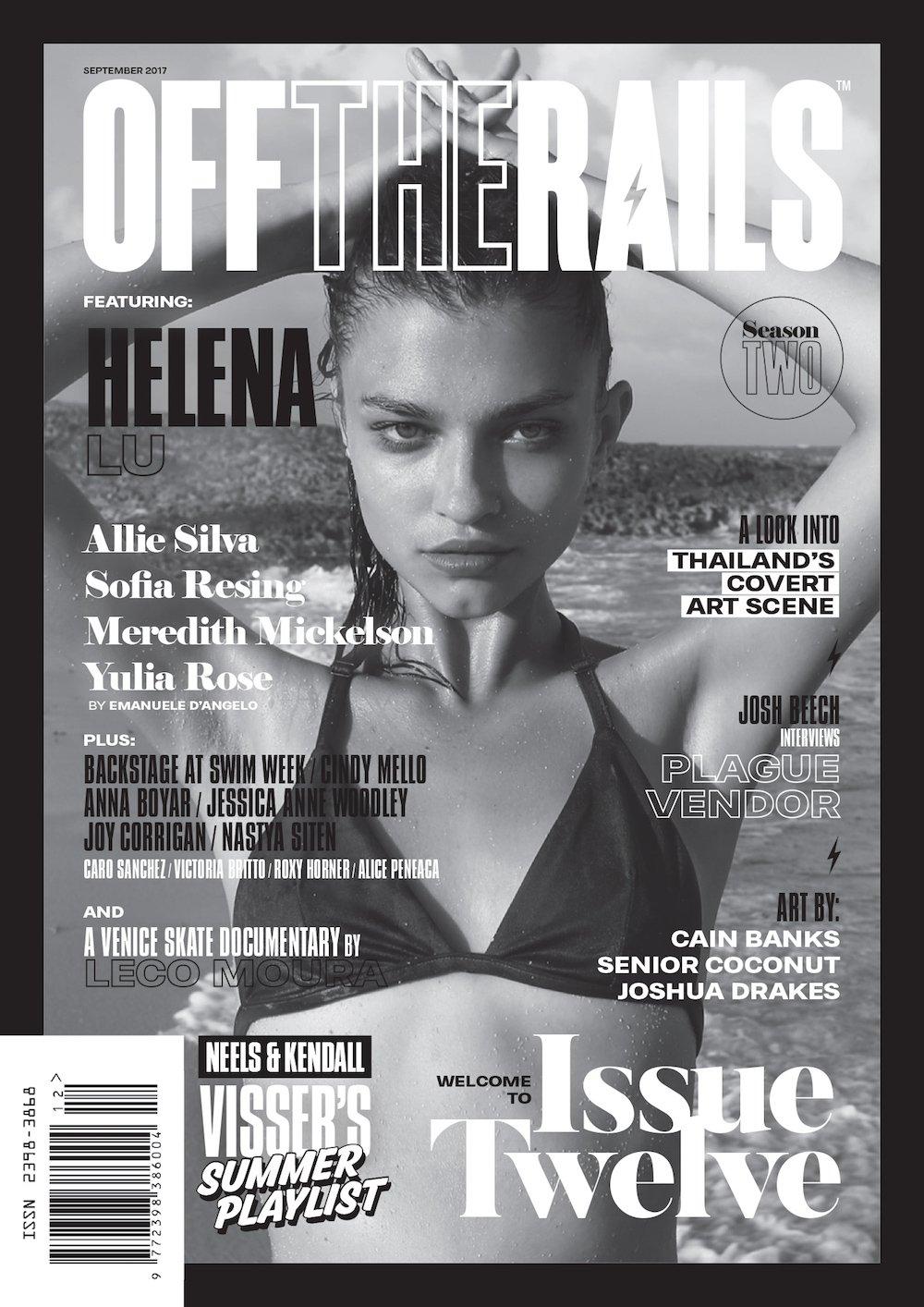 OFF THE RAILS MAGAZINE ISSUE 12 - September '17