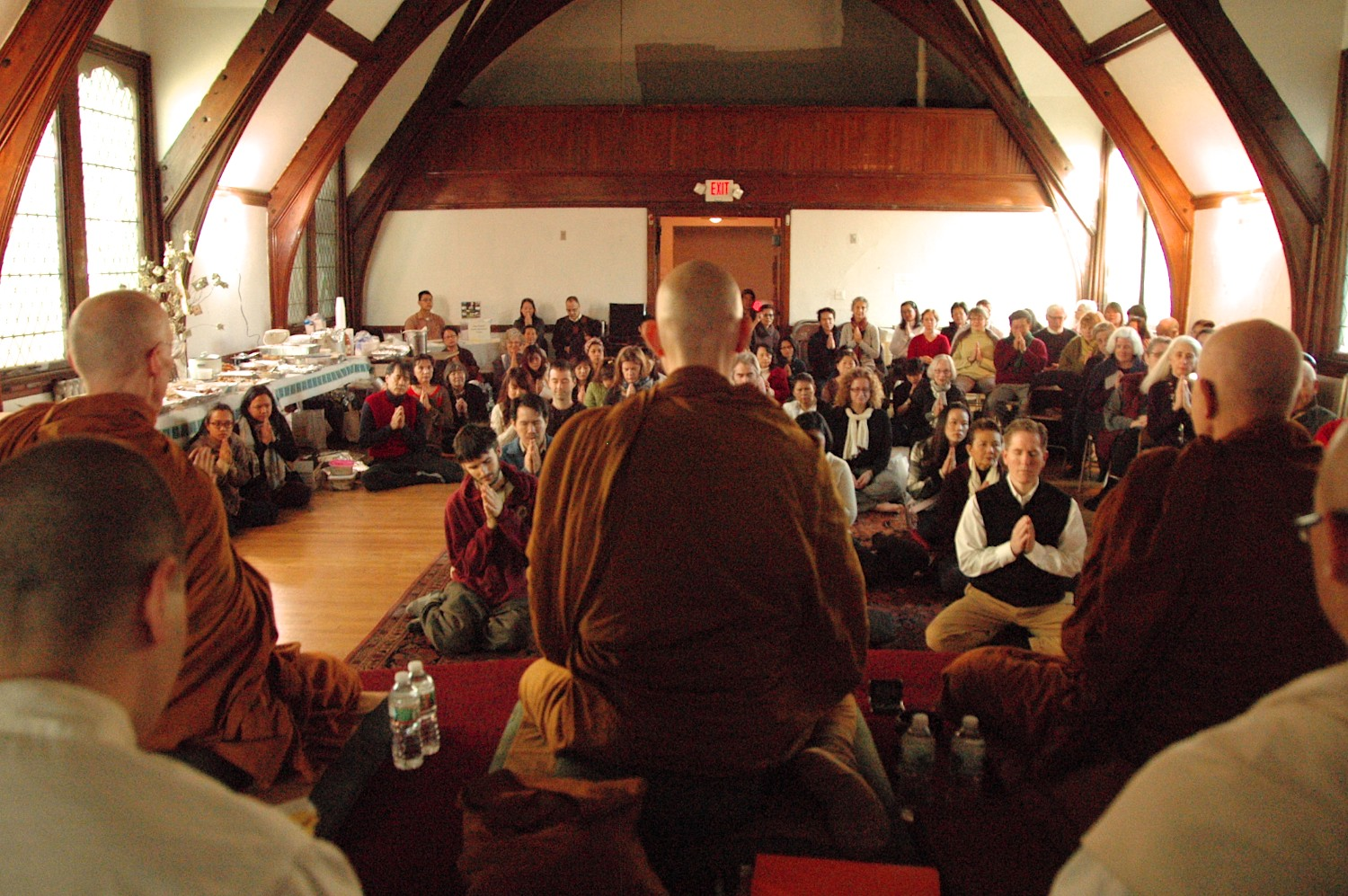 Pa Bah Offering Ceremony in Allston, Oct. 27