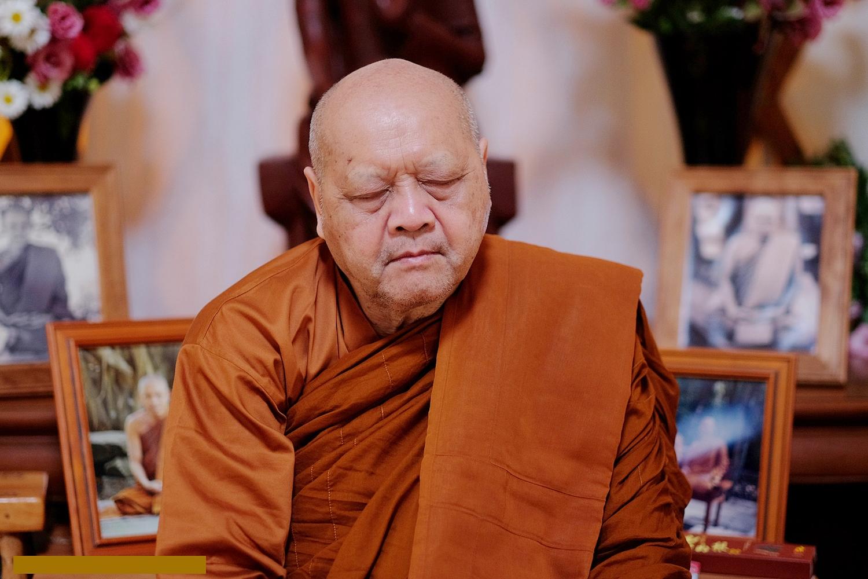 Luang Por Piak (พระอาจารย์ประสพไชย กันตสีโล)