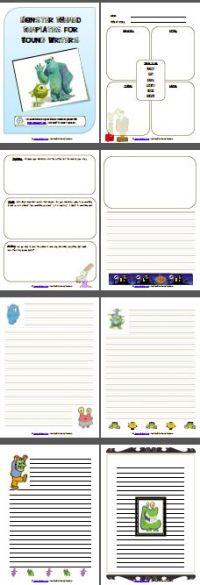 Monsters-Themed=Writing=Pack.JPG