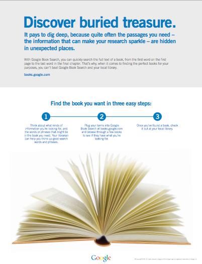 Google education 6 poster set