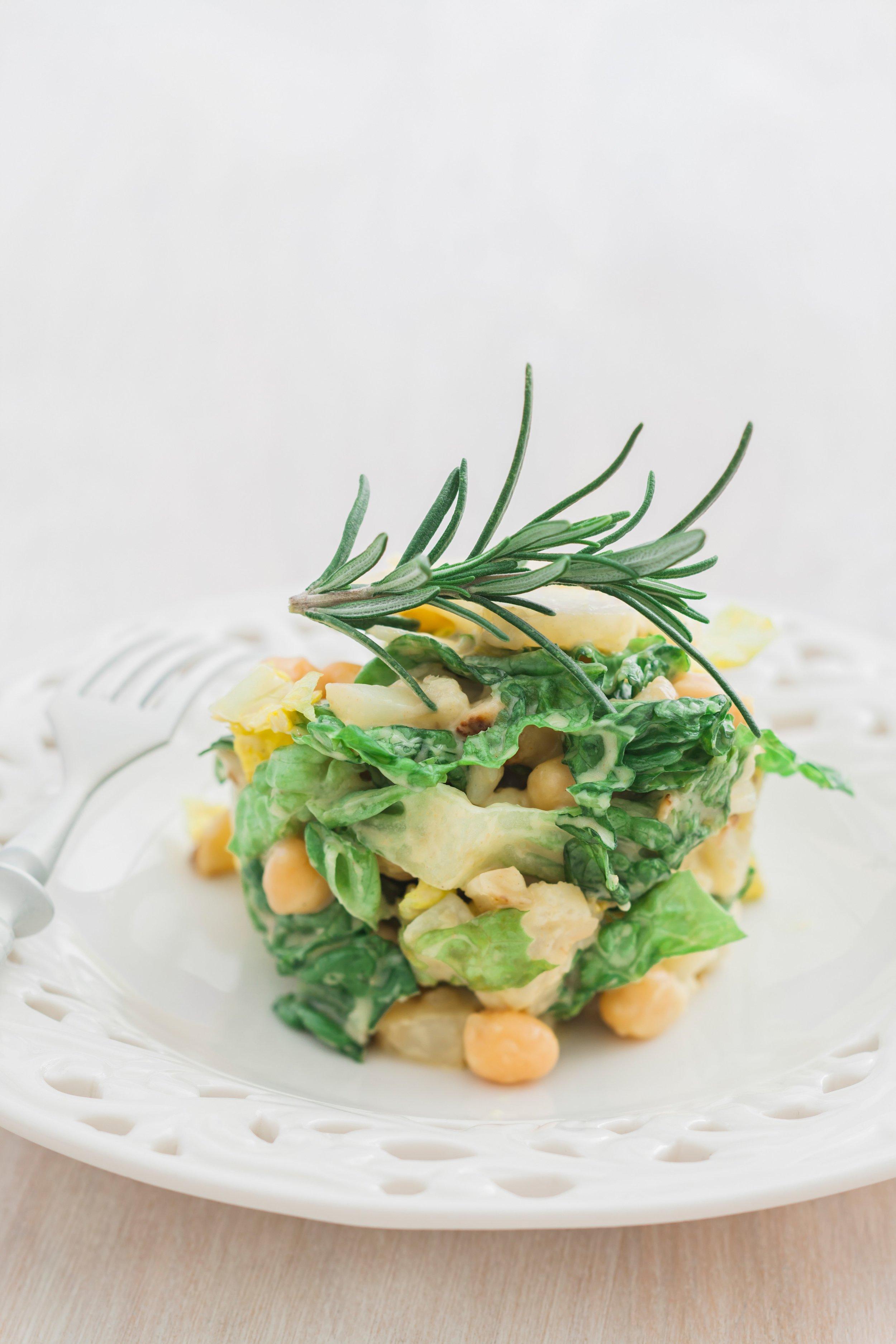 Little appetizer salad