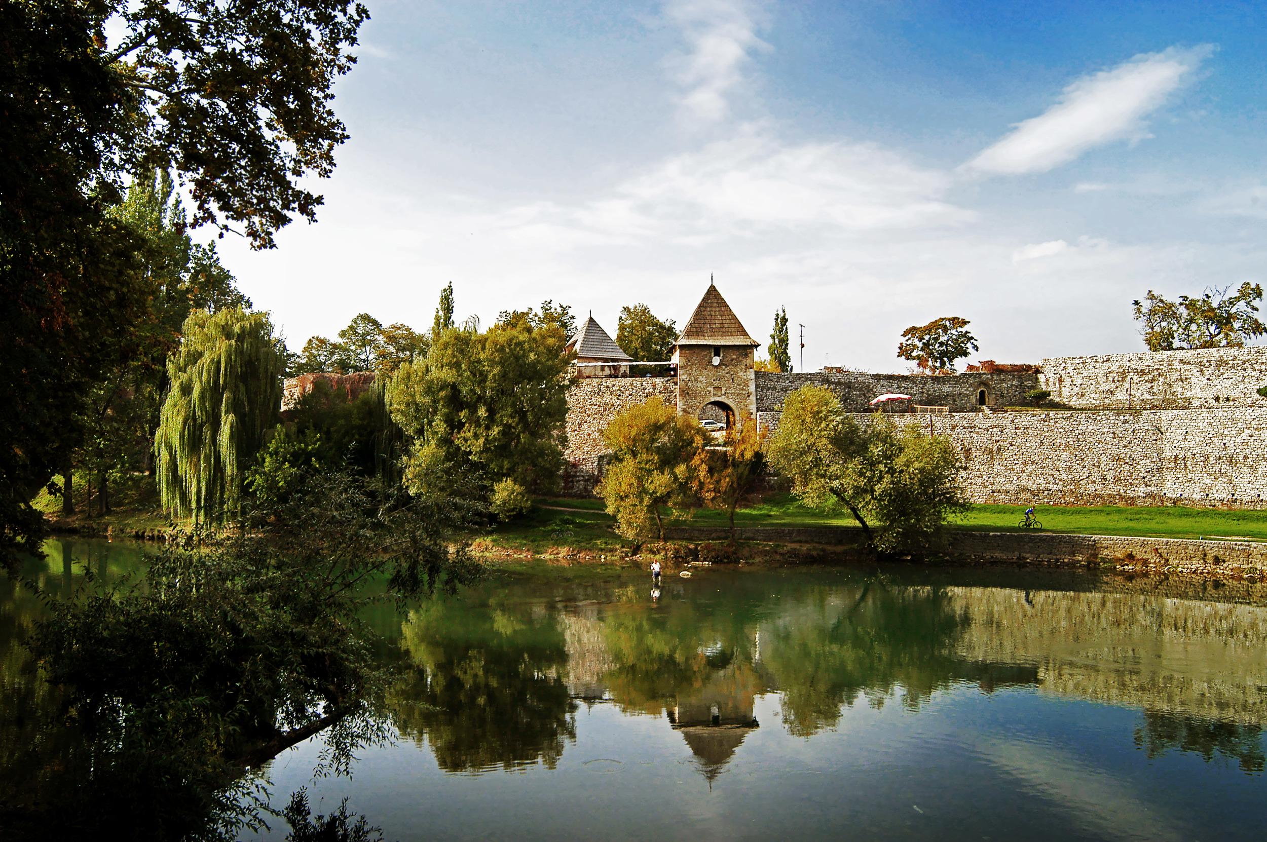 Fortress Kastel in Banja Luka, Bosnia and Herzegovina