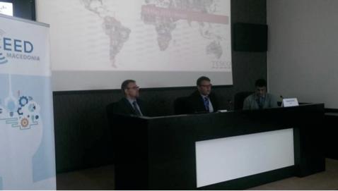 Introduction of Mr. Michael Hartong (SPAR International)
