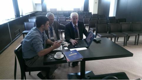 B2B meeting of representatives of EKO Bell from BiH and TESCO