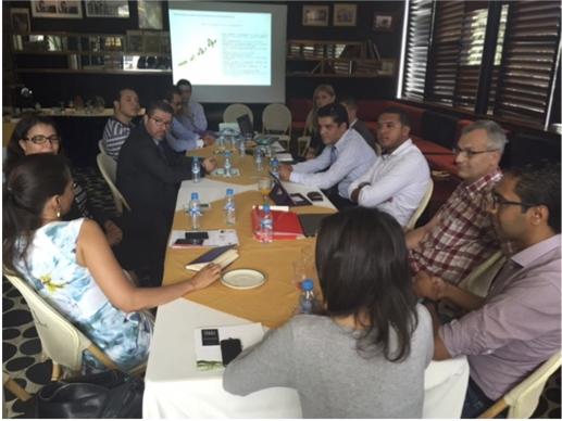 Presentation about regional IT Markets