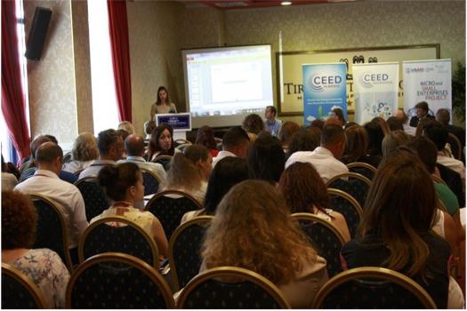 Presentation at the Regional Women in Business B2B