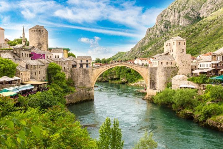 Mostar CREDIT:WWW.FIGURNIY.COM/FIGURNIY SERGEY