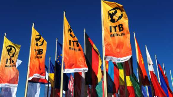 ABOVE:IBD (held in Berlin) 2016 lives up to it's name playing host over 187 countries from 5 continents and over 120,000 trade visitors