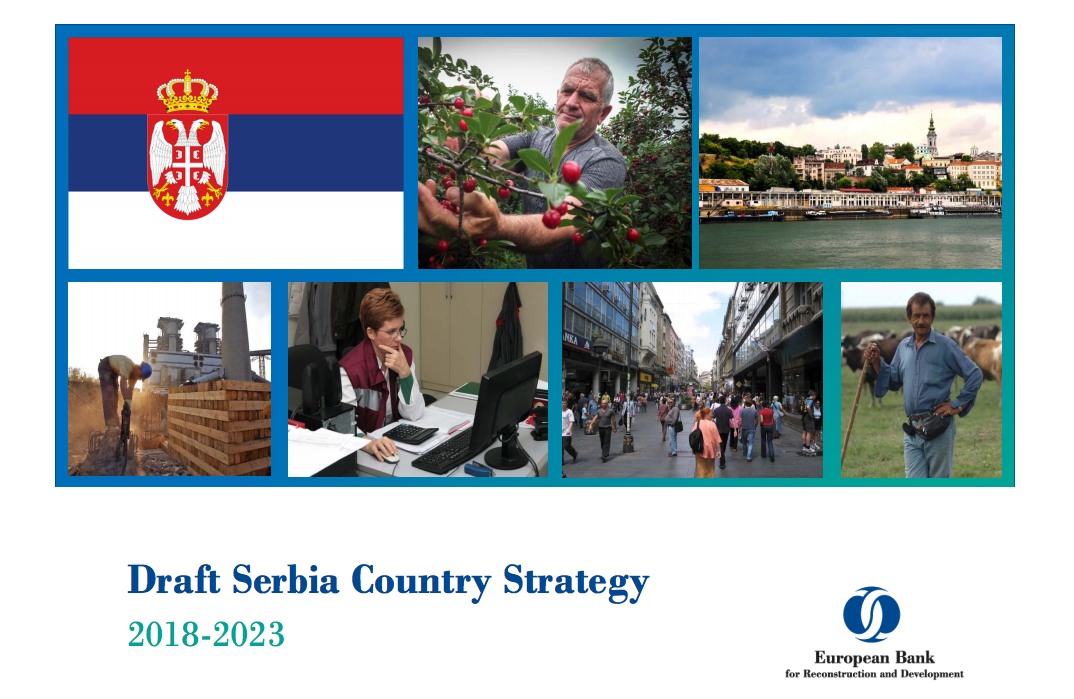 Draft Serbia Country Strategy 2018-2023