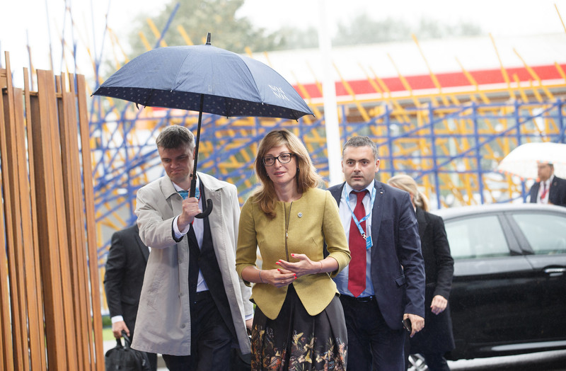 'The rules are clear for everybody,' said Bulgaria's foreign minister Zaharieva (Photo: consilium.europa.eu)