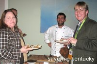 Slow Food chefs meet at Foxhollow
