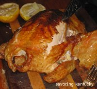 Roast Elmwood Stock Farm Chicken