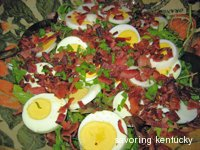 Kentucky Wilted Salad