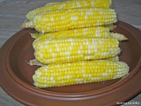 Ambrosia Corn from Briary Creek Farms