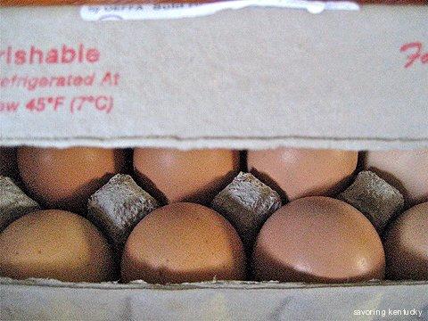 Elmwood Stock Farm eggs