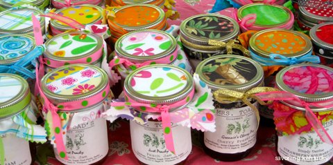 Mrs. Toad's jams and jellies, Winchester, Kentucky