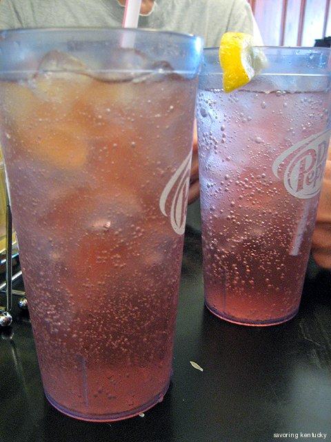 Stella's Deli Strawberry Mint Soda