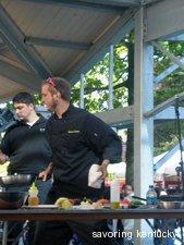 Holly Hill Inn chefs