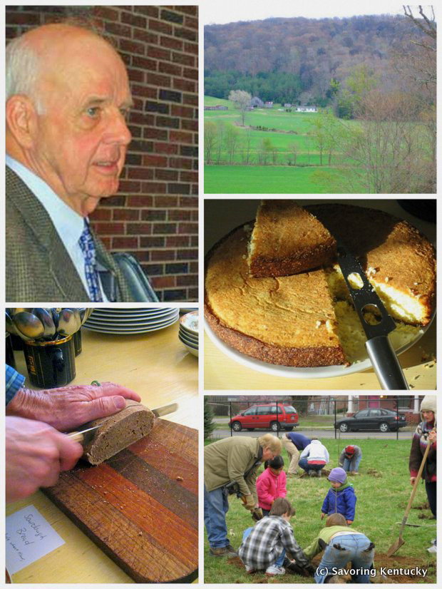 Wendell Berry, Kentucky farmland, food, orchard planting
