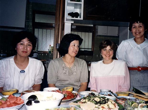 More wonderful women who taught Karen to cook