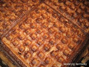Teff Waffle