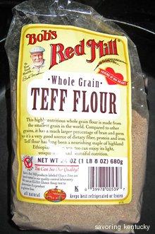 Bob's Red Mill Teff Flour