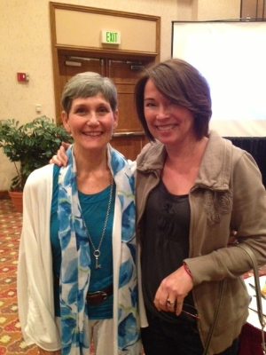 Lynne McTaggart ~Eden Energy Medicine Conference, Orlando, 2013  Great seminar!