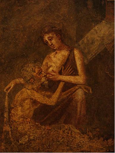 Caritas Romana, Pompei, 1st century